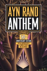 anthem a dystopian world Anthem is a dystopian fiction novella by ayn rand, written in 1937 and first published in 1938 in england it takes place at some unspecified future date when mankind.