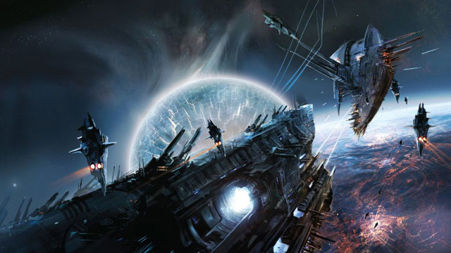 The 21 Best Space Opera Books - The Best Sci Fi Books