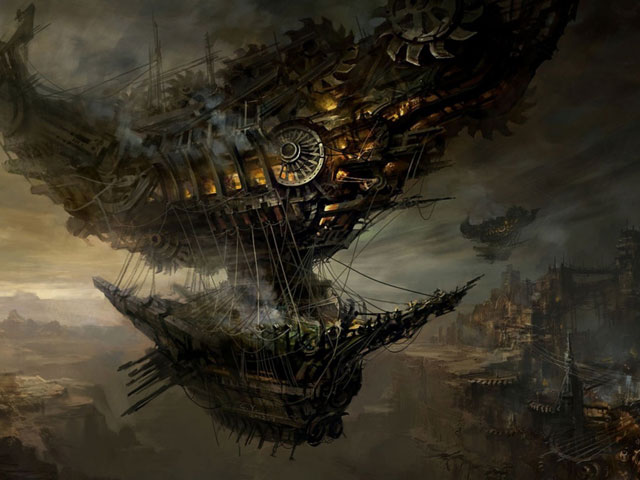 ea5410aac 23 Best Steampunk Books - The Best Sci Fi Books