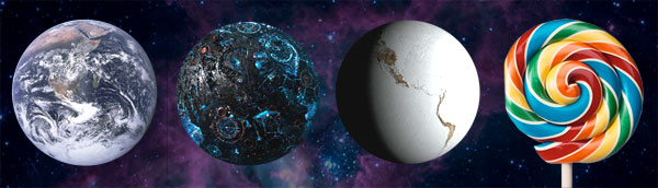Possible Earths